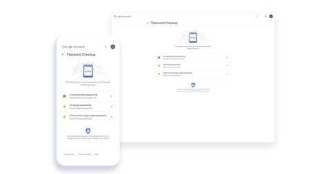 Менеджер паролей Google начнет предупреждать пользователей о ненадежных паролях