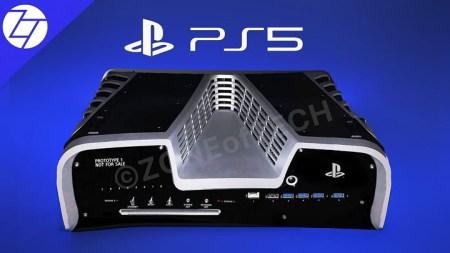 Живьем консоль Sony PlayStation 5 для разработчиков выглядит еще необычнее, чем на картинках