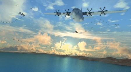 Американские «гремлины» получили обозначение от ВВС США — X-61A