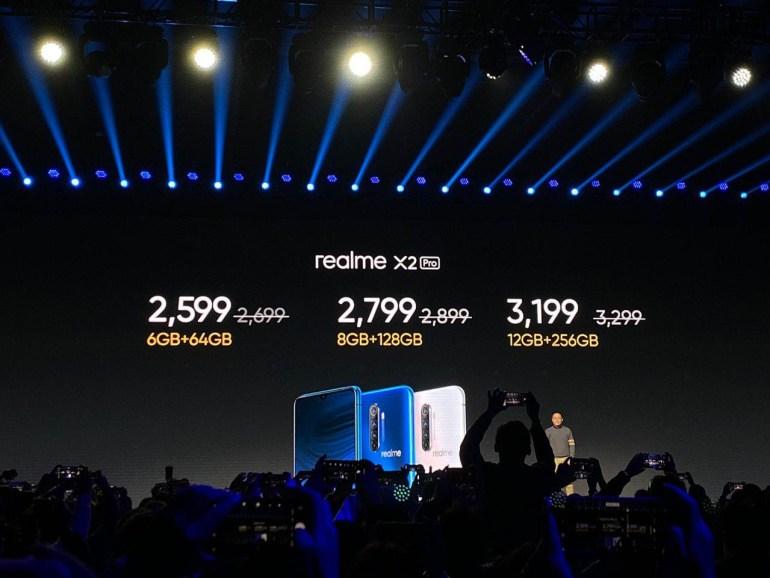 Все и сразу. Realme X2 Pro предлагает Snapdragon 855+, экран 90 Гц, 64-Мп камеру, NFC, стереодинамики и 50-ваттную зарядку при цене $380