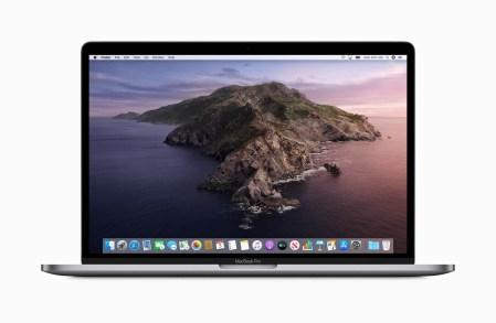 Вышло обновление macOS 10.15 Catalina, но диджеям Apple пока рекомендует оставаться на MacOS Mojave