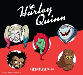 Анимационный сериал для взрослых Harley Quinn / «Харли Квинн» получил дату премьеры на платформе DC Universe