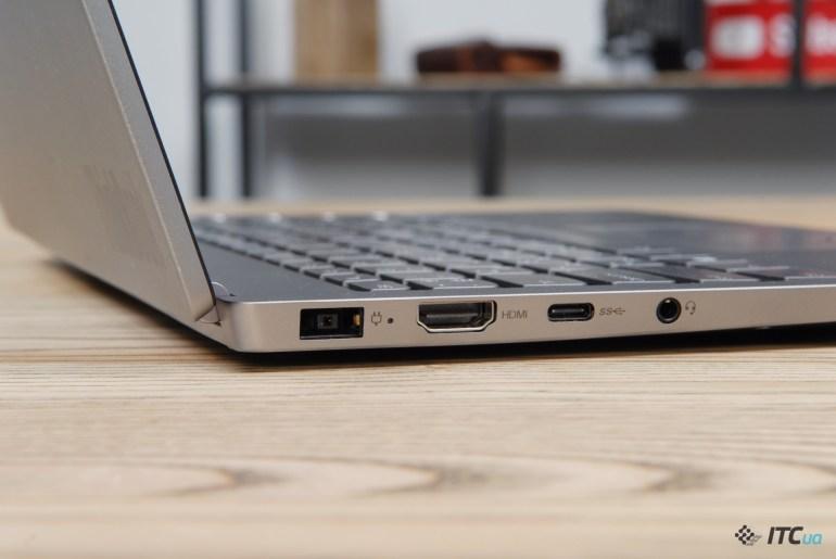 ThinkBook 13s порты