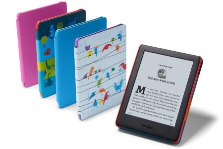 Amazon представила первый ридер для детей Kindle Kids Edition стоимостью $109,99
