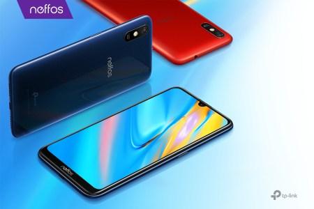 В Украине стартуют продажи безрамочных смартфонов Neffos C9s и Neffos C9 Max по цене 2499 грн и 2799 грн соответственно
