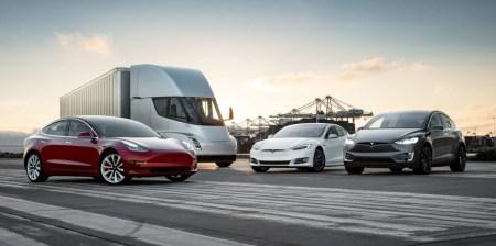 Tesla установила новый рекорд продаж автомобилей, лишь немного не дотянув до знакового рубежа в 100 тыс. штук