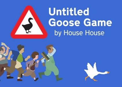 Untitled Goose Game – симулятор гуся-террориста