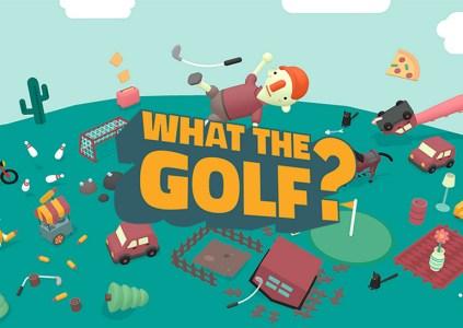 What the golf? – гольф для тех, кто ненавидит гольф