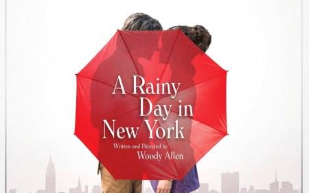 Рецензия на фильм «Дождливый день в Нью-Йорке» / A Rainy Day in New York