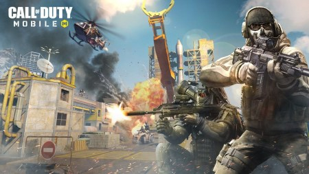 «Киевстар» сделал безлимитным трафик для мобильного шутера Call of Duty: Mobile