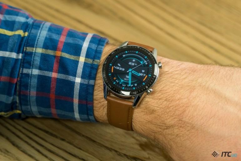 Huawei Watch GT2 циферблат