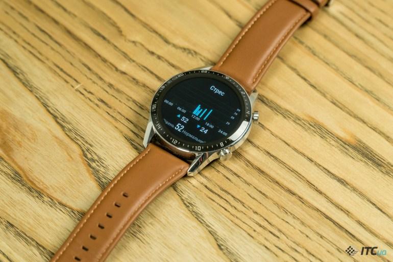 Huawei Watch GT2 интерфейс