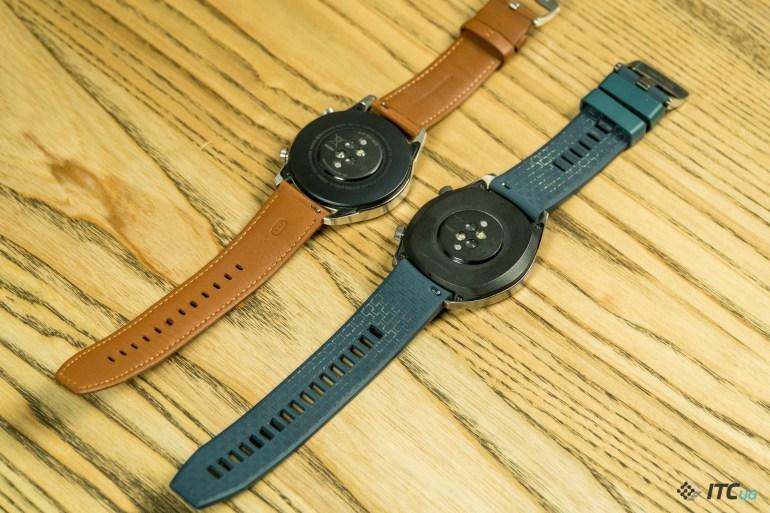 Huawei Watch GT2 датичк сердечного ритма