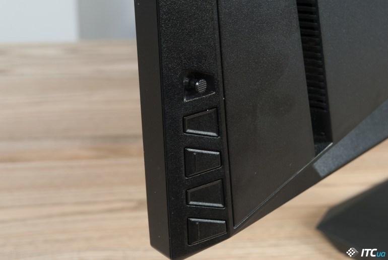 Обзор игрового монитора Asus TUF Gaming VG27AQ