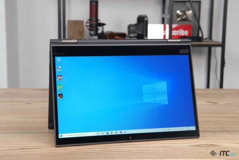 ThinkPad X390 Yoga планшет