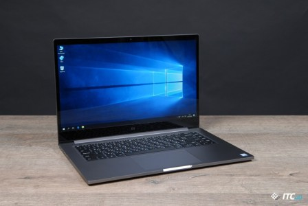 Intel Core i7-10510U, GeForce MX250, 16 ГБ ОЗУ и SSD на 1 ТБ. Представлен ноутбук Xiaomi Mi Notebook Pro 15.6 Enhanced Edition