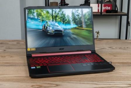 Обзор Acer Nitro 5 — доступный игровой ноутбук