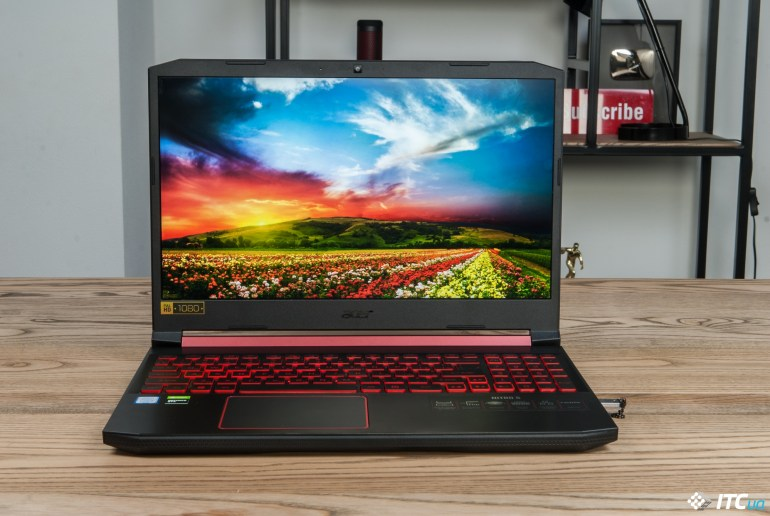 Обзор Acer Nitro 5 - доступный игровой ноутбук