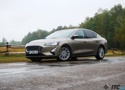 Тест-драйв Ford Focus Sedan: правильно-нейтральный «европеец»