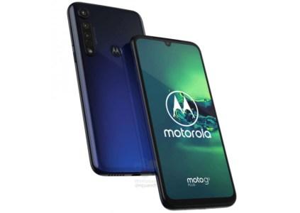 Утечка раскрыла внешний вид и характеристики смартфона Moto G8 Plus
