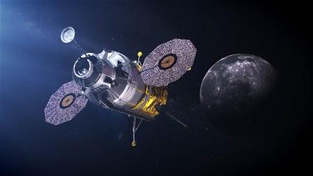 NASA торопит подрядчиков подавать проекты пилотируемых кораблей для полётов на Луну