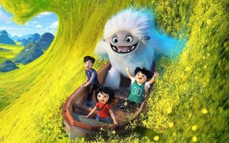 Рецензия на мультфильм «Йети» / Abominable