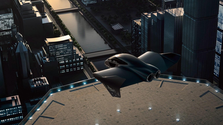 Porsche и Boeing займутся разработкой летающего электрического транспорта 01