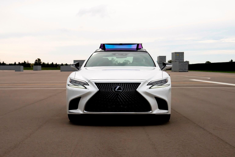 Toyota выпустит беспилотные авто на улицы Токио во время Олимпийских игр 2020 года 01