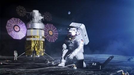 NASA показала новые скафандры для будущих миссий на Луну и Марс, а Virgin Galactic — экипировку для космических туристов, созданную совместно с Under Armour