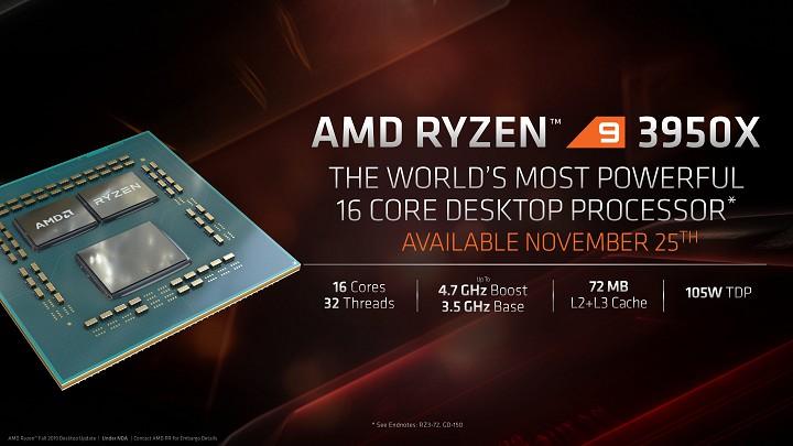 AMD повторно представила флагманский (недешевый!) 16-ядерный процессор Ryzen 9 3950X, а заодно с ним бюджетный APU Athlon 3000G - ITC.ua