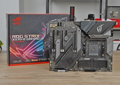 Review of ASUS ROG Strix X570-E Gaming motherboard