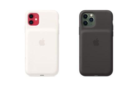Очередное пришествие «горбатого» — Apple выпустила новые чехлы Smart Battery Case для iPhone 11, 11 Pro и 11 Pro Max,  добавив кнопку для камеры