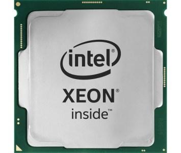 Теперь до восьми ядер. Представлены новые бюджетные серверные процессоры Intel Xeon E-2200 на архитектуре Coffee Lake Refresh