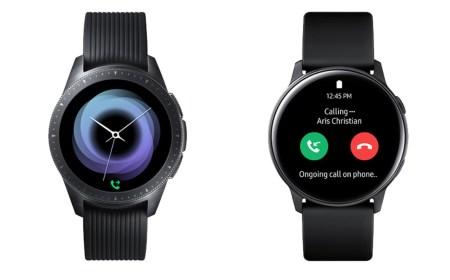 Samsung наделила старые умные часы Galaxy Watch и Watch Active функциями новых Galaxy Watch Active2 - ITC.ua