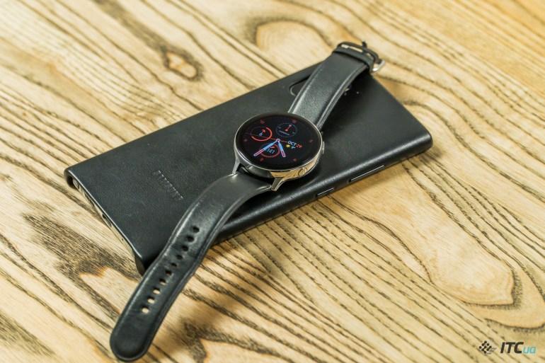Galaxy Watch Active2 ремешок 20 мм