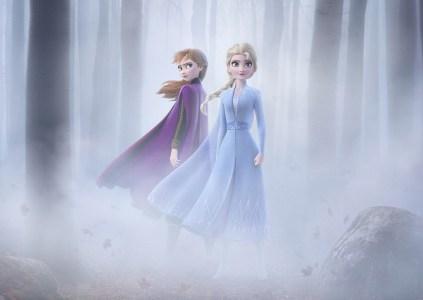 Рецензия на фильм Frozen II / «Ледяное сердце II»