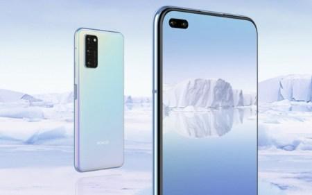 Смартфоны Honor V30 и Honor V30 Pro получили поддержку 5G и по 3 камеры с главным 40-мегапиксельным модулем