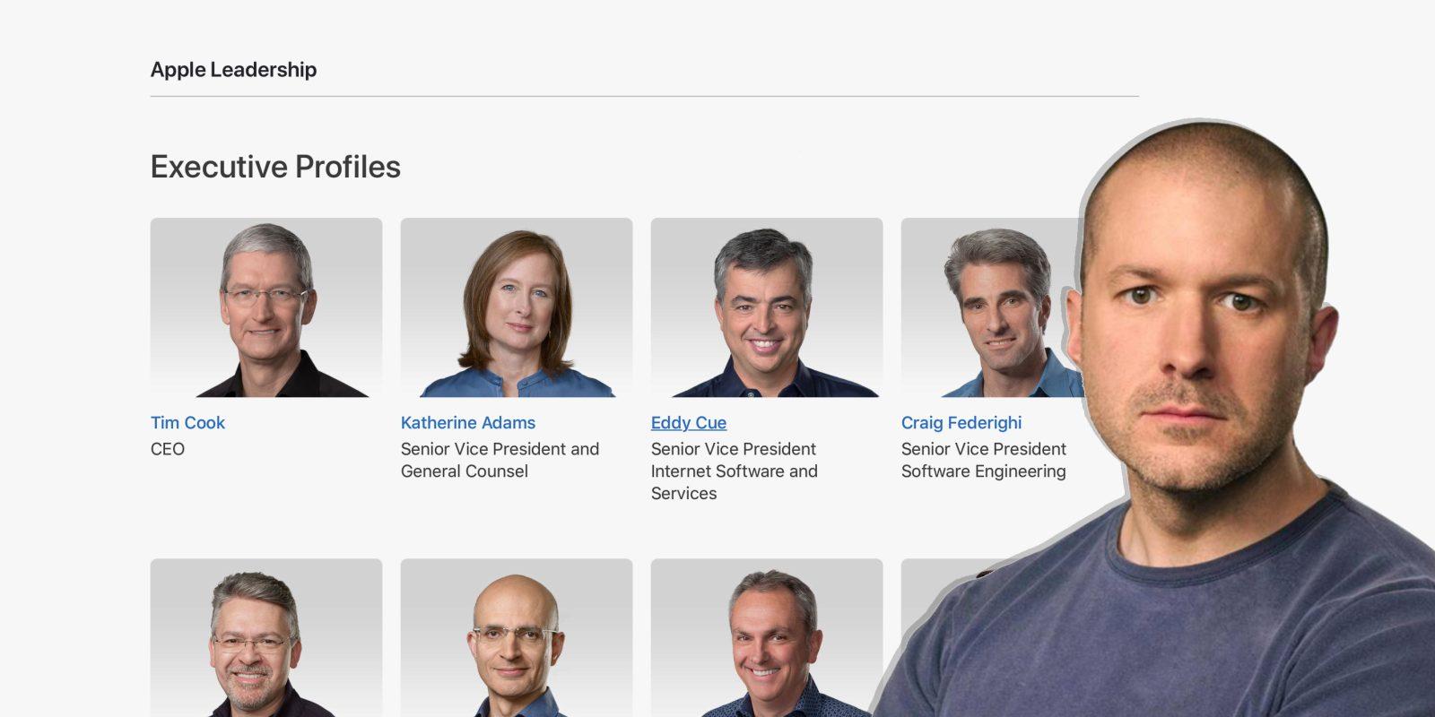 Джони Айв окончательно покинул Apple