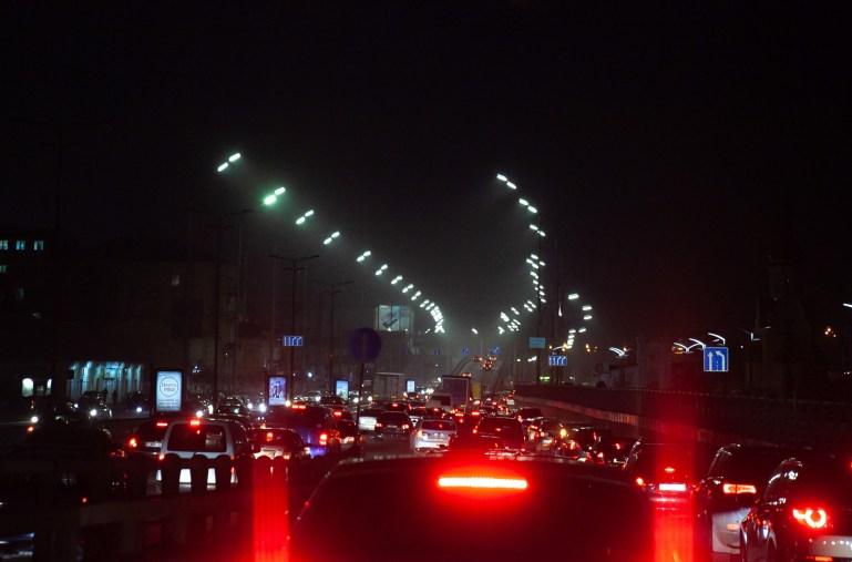 КГГА: За текущий год в Киеве заменили более 10 тыс. светильников на 70 улицах на LED-модели и начали устанавливать LED-камни на пешеходных переходах - ITC.ua