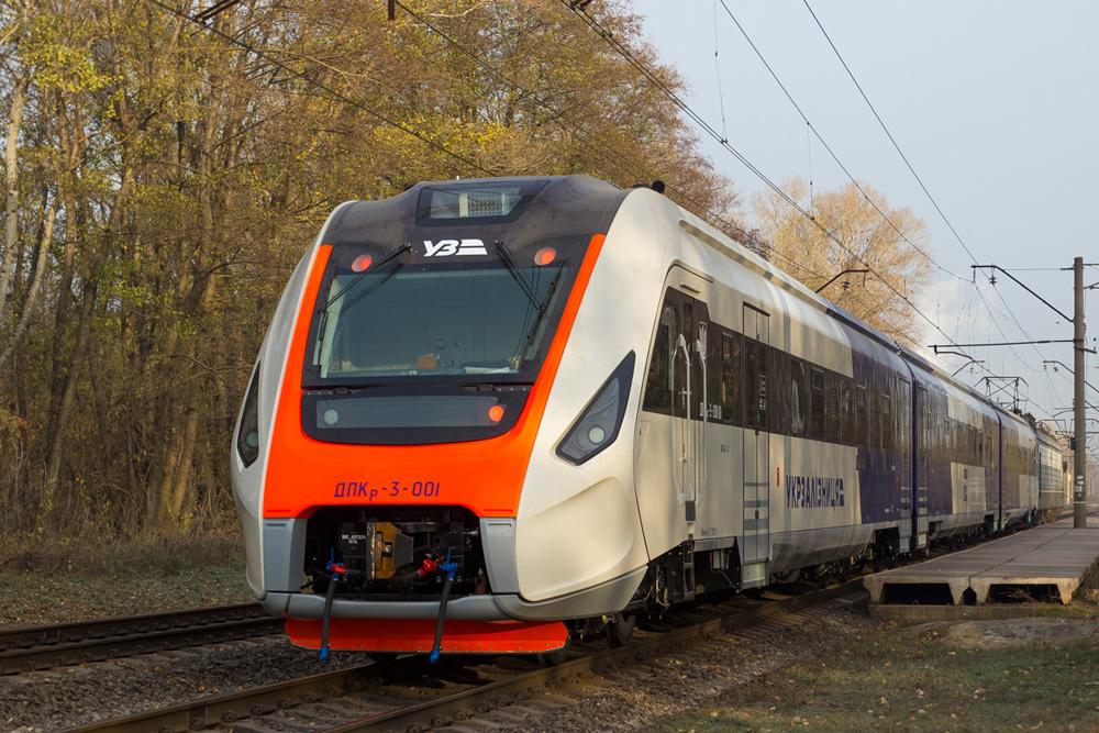 Крюковский вагоностроительный завод (КВСЗ) начал испытывать новый дизе