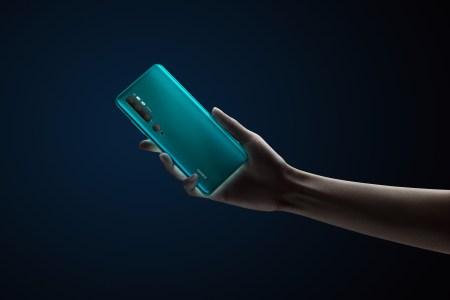 Xiaomi представила в Европе Mi Note 10 и Mi Note 10 Pro с пентакамерой на 108 Мп, а заодно и Redmi Note 8T с NFC - ITC.ua