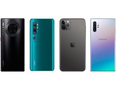 Лучшие камерофоны и селфифоны 2019 года: выбор DxOMark