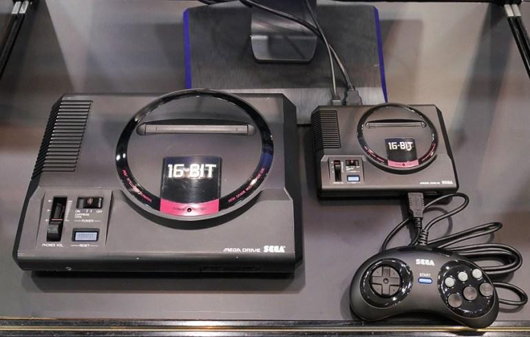 Стоимость ретро-консоли Sega Genesis Mini снизилась с $80 до $50, в комплект поставки входят 2 контроллера и 42 игры