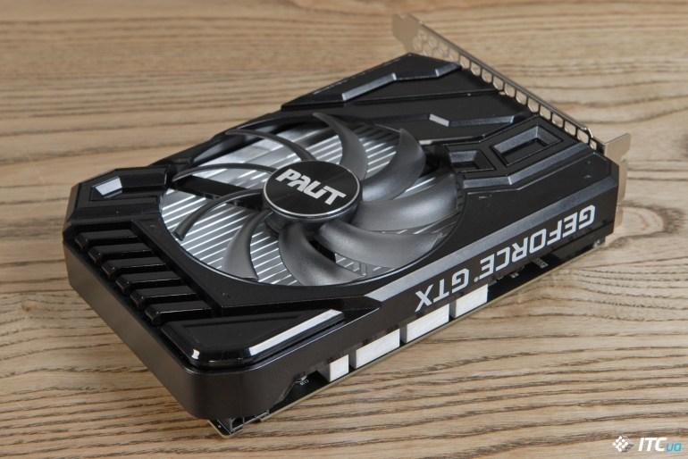 Palit GeForce GTX 1650 SUPER StormX OC up