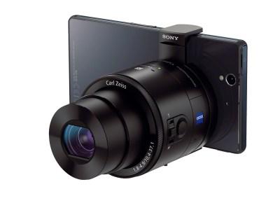 Sony решительно настроена дотянуть качество съемки в камерах смартфонов до уровня DSLR