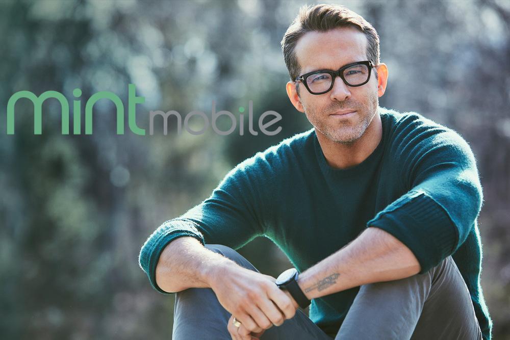Актер Райан Рейнольдс стал владельцем американского оператора мобильной связи Mint Mobile - ITC.ua