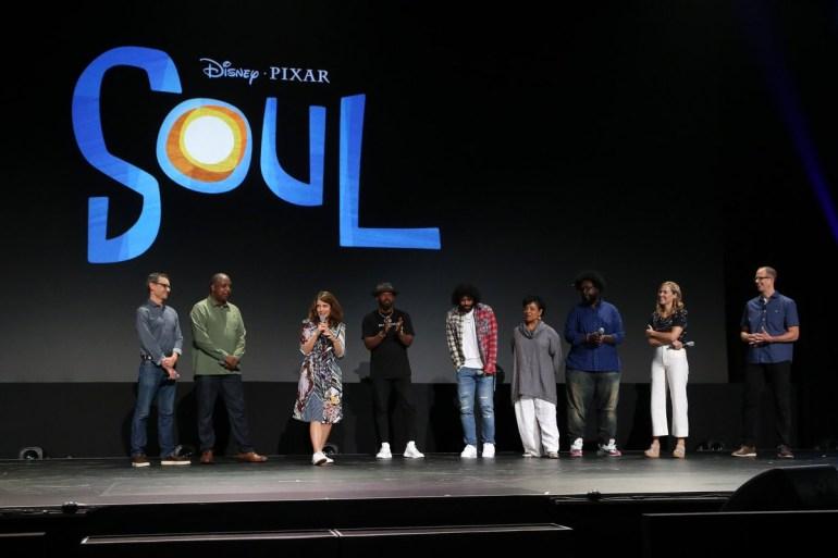 """Вышел первый тизер-трейлер мультфильма Soul / """"Душа"""" от студий Disney и Pixar, премьера назначена на 19 июня 2020 года"""