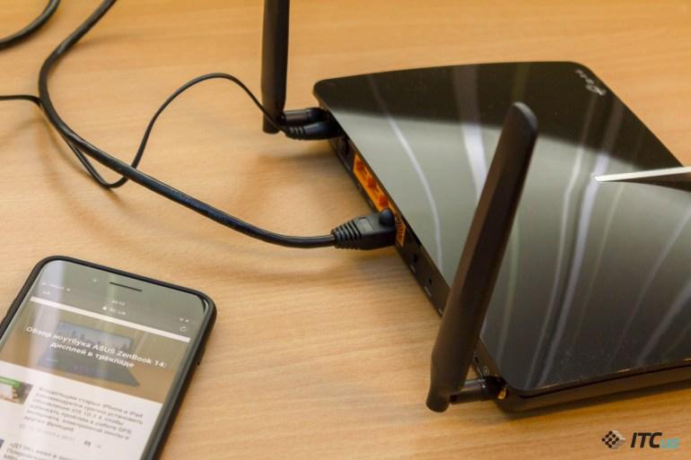Обзор роутера TP-Link Archer MR600 с поддержкой 4G
