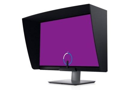 Dell представила монитор UP2720Q для дизайнеров: 27 дюймов, 4K, встроенный колориметр и цена $2000