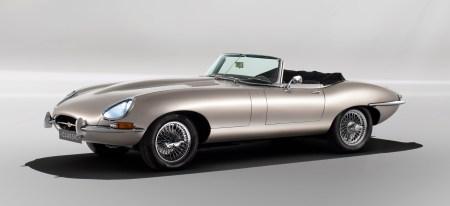Jaguar передумал выпускать электрическую версию Jaguar E-type в ближайшем будущем